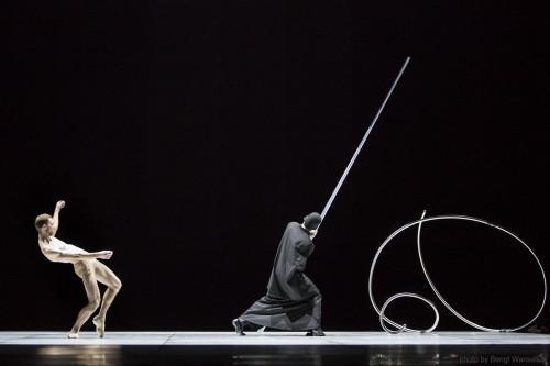 """Metamorphosis"" Koreografi av Saburo Thesigawara"