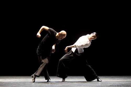 Double Silence, Choreography by Saburo Teshigawara